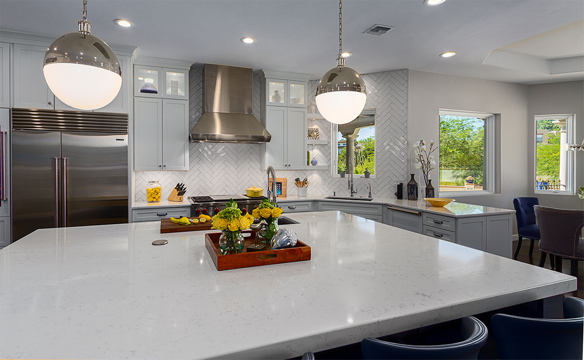 Quartz Countertops - Granite Kitchen & Bath in Tucson